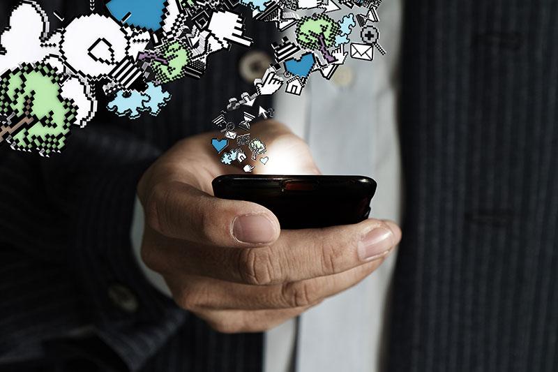 servicio de sms